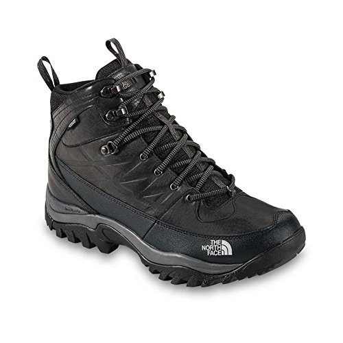 The North Face Storm Winter WP Boot Mens TNF Black/Dark Shadow Grey 11.5