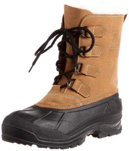 Kamik Men's Alborg Cold Weather Boot,Tan,10 M US