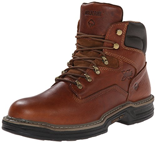 Wolverine Men's W02421 Raider Boot, Brown, 13 M US