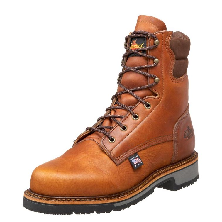 Thorogood Boots Review – The American Heritage Safety Toe Work Boot