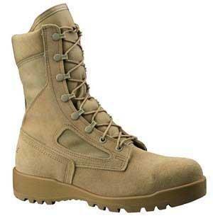 Belleville Desert Tan 390 DES Boots – 390DES-9M