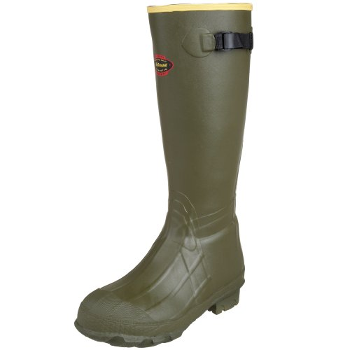 LaCrosse Men's 18″ Burly Classic Hunting Boot,OD Green,10 M US