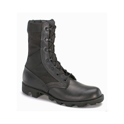 Men's Altama® 9″ Jungle Mil. Spec Boot Black, BLACK, 12.5EE