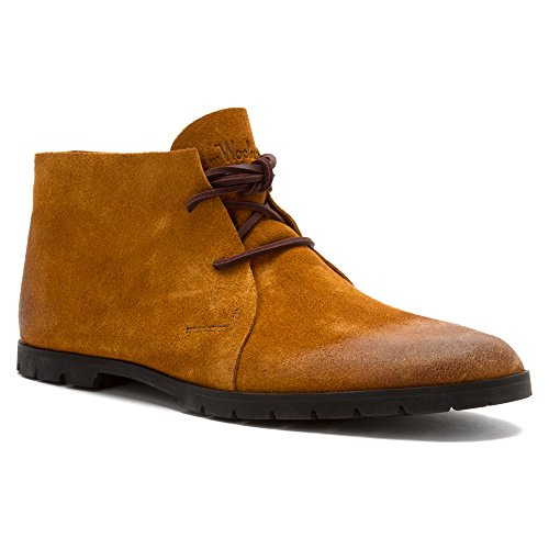 Woolrich Men's Lane Chukka Boot, Yellow Stone, 9 M US