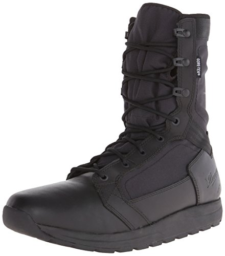 Danner Men's Tachyon 8″ GTX Duty Boot,Black,10 D US