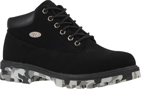 Lugz Men's Empire WR Lace Up Black Hiking Boot 10 D