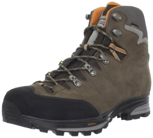 Scarpa Men's Zanskar Gtx Hiking Boot,Dark Brown,42 EU/9 M US