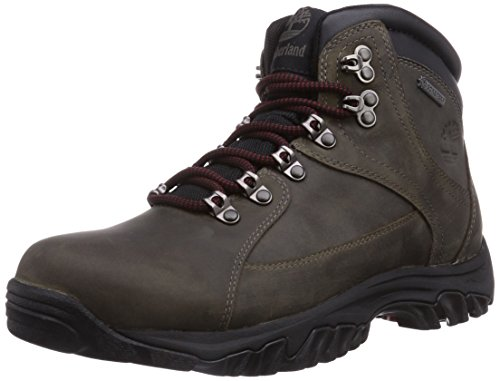 Timberland Men's Pewter Thorton Mid with Gore-Tex 10.5 D(M) US