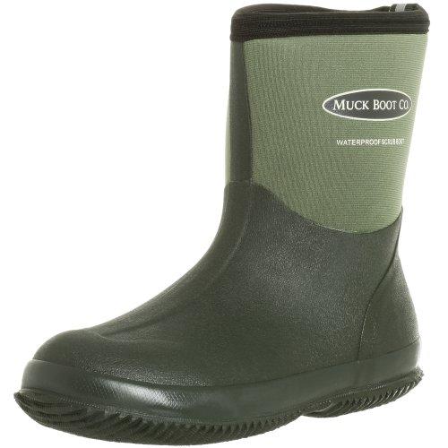 The Original MuckBoots Adult Scrub Boot,Garden Green,12 M US Mens/13 M US Womens