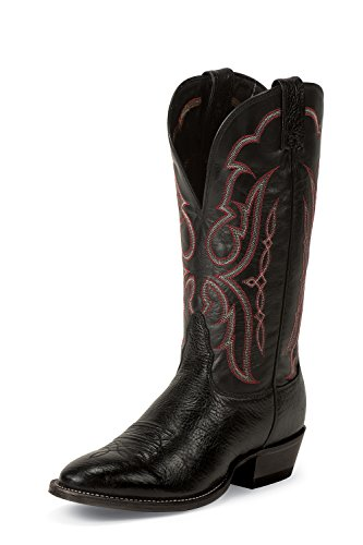 Nocona Boots Men's MD3005 13 Inch Boot,Black,12 D US