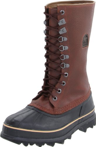 Sorel Men's Maverick Snow Boot,Brown,10 M US