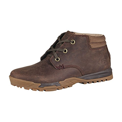 5.11 Tactical Men's Pursuit CDB Work Shoe,Distressed Brown,12 D(M) US