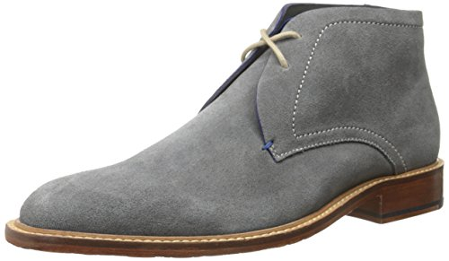 Ted Baker Men's Torsdi 3 Chukka Boot, Dark Grey Suede, 11.5 M US
