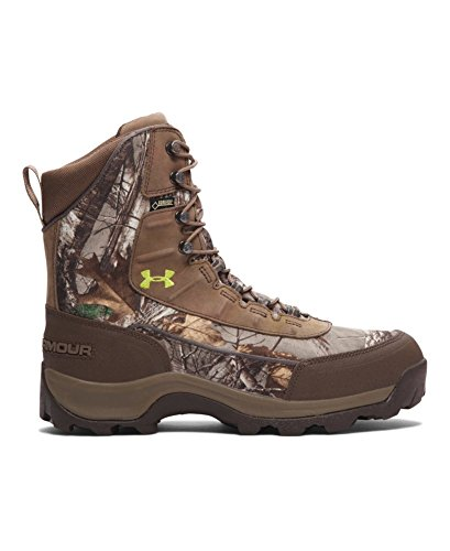 Under Armour Men's UA Brow Tine Hunting Boots – 400g 11 REALTREE AP-XTRA