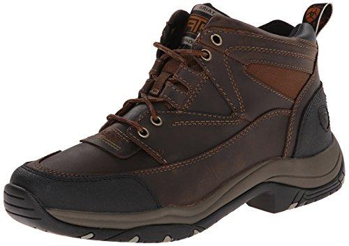 Ariat Men's Terrain Hiking Boot, Distressed Brown, 9.5 EE US