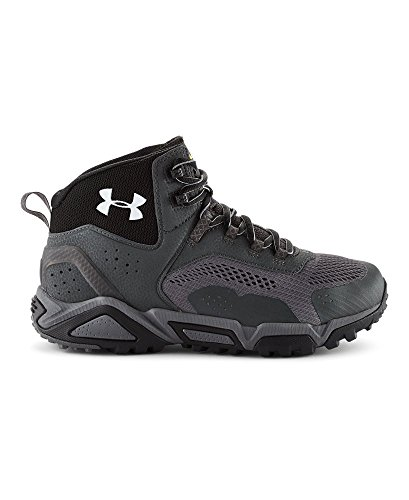 Under Armour Men's UA Glenrock Mid Hiking Boots 9.5 Steel