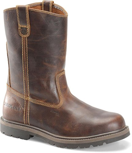 Carolina – Mens – Unlined Steel Toe Ranch Wellington