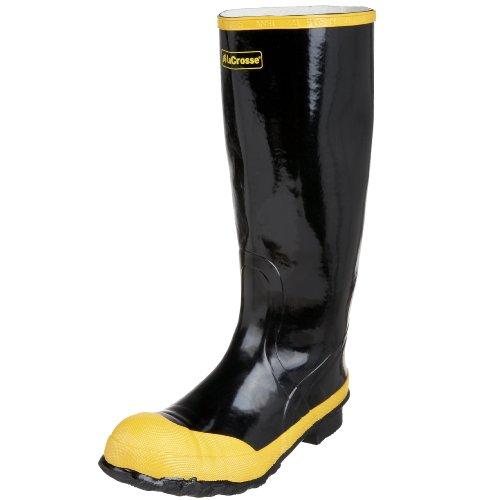 LaCrosse Men's 16″ Economy Knee Boot,Black,16 M US