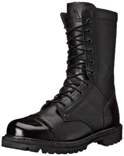 Rocky Duty Men's Modern Paraboot,Black,8.5 M