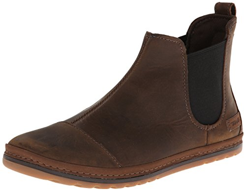 Teva Men's Camden Ridge Slip-On Boot,Brown,9.5 M US