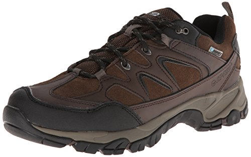Hi-Tec Men's Altitude Trek Low I WP Hiking Boot,Dark Chocolate,9 M US