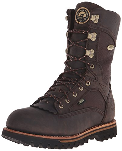 Irish Setter Men's 880 Elk Tracker WP 200 Gram 12″ Big Game Boot,Brown,12 D US