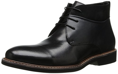 Kenneth Cole REACTION Men's Had 2 BE U LE Chukka Boot,Black,8 M US