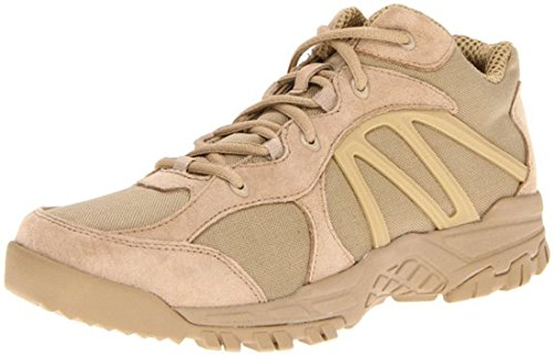 Bates Men's Zero Mass Mid Cross-training Shoe,Desert,13 M US