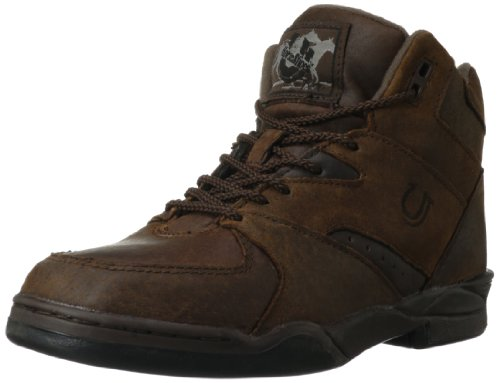 Roper Men's Athletic Horse Western Boot,Chipmunk,9.5 M US