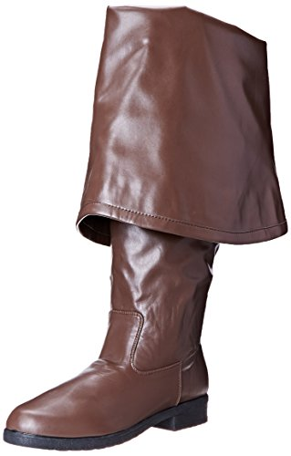 Funtasma by Pleaser Men's Halloween Maverick-2045,Brown PU,11