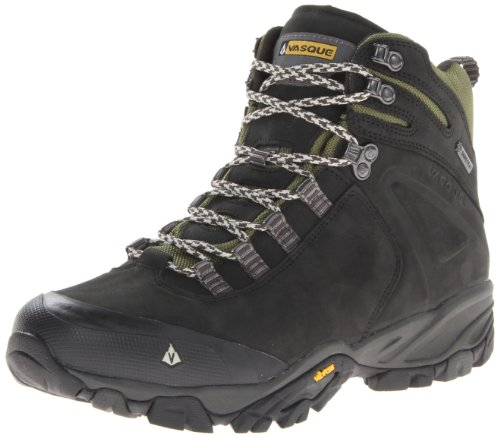 Vasque Men's Taku Gtx Waterproof Hiking Boot,Beluga/Olive Brand,10 M US