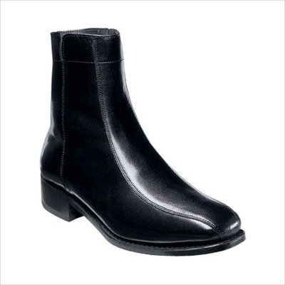 FLORSHEIM CHATMAN BLACK MENS DRESS BOOTS Size 9M