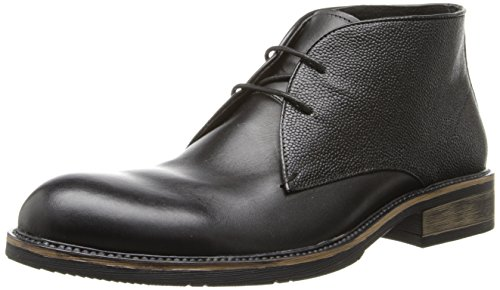 Steve Madden Men's Kiero Chukka Boot,Black,9 M US