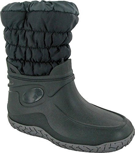 Mirak Slush Waterproof Warmlined Boot Black EU38