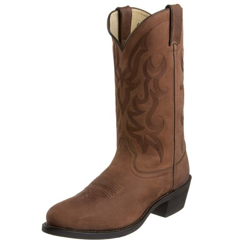 Durango Men's DB922 Classic 12″ Western Boot,Soft Tan,13 M US
