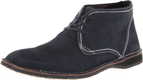 John Varvatos Men's Hipster Chukka Boot,Midnight,11 M Us