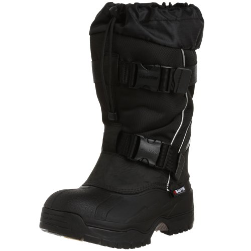 Baffin Men's Impact Snow Boot,Black,15 M US