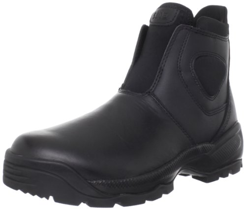 5.11 Men's Company 2.0 6″ Slip-On Boot,Black,11 D(M) US
