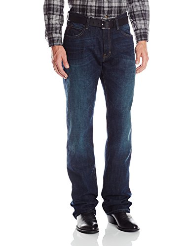 Ariat Men's M4 Low Rise Boot Cut Jean, Roadhouse, 32×32