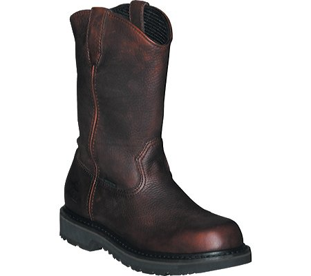 Pro Line Men's Waterproof Wellington Boots,Brown,7 M