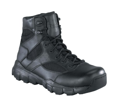 Reebok Men's 6″ Dauntless Waterproof Combat Boot Black 11.5 M US