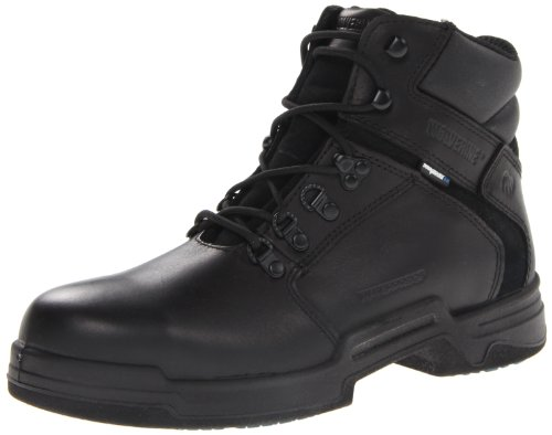 Wolverine Men's W10249 Griffin Boot, Black, 8 M US