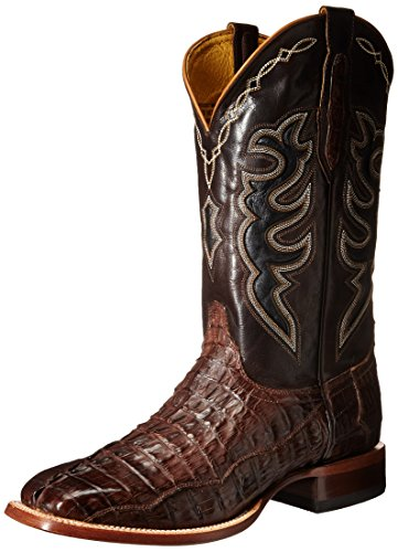 Cinch Classic Men's Nick Riding Boot, Mahogany, 11.5 D US