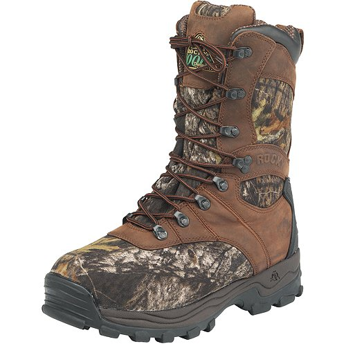 Rocky Men's Sport Utility Pro Hunting Boot,Mossy Oak,14 W US