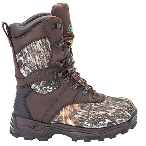 Rocky Men's Sport Utility Nine Inch Hunting Boot,Mobu,11.5 M US