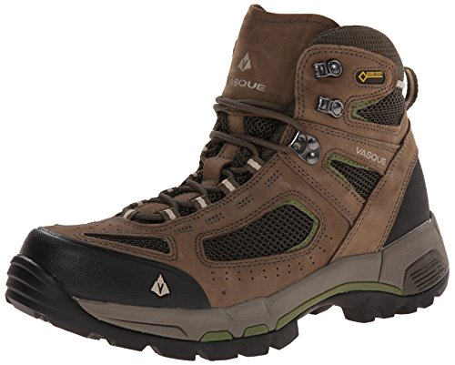 Vasque Men's Breeze 2.0 GTX Hiking Boot, Bungee Cord/Pesto, 9.5 M US