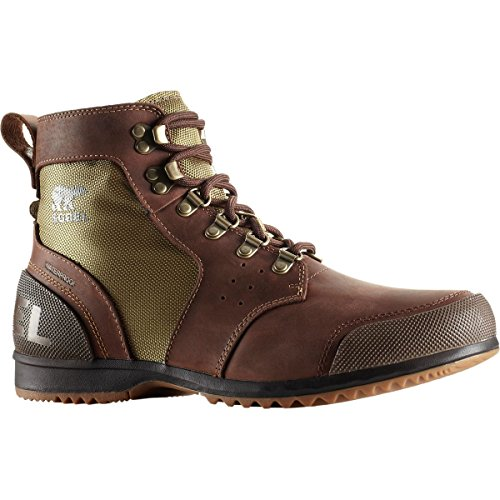 Sorel Ankeny Mid Hiker Ripstop Boot – Men's Tobacco / Elk 9