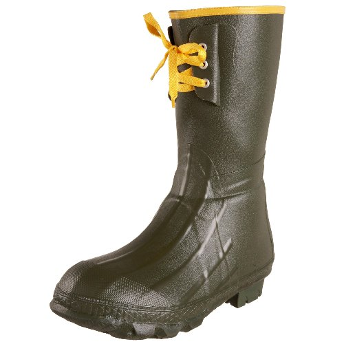LaCrosse Men's 12″ Insulated Pac Mid-Calf Boot,Olive Drab Green,13 M US