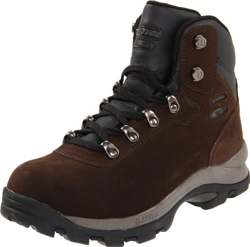 Hi-Tec Men's Altitude IV WP Hiking Boot,Dark Chocolate,14 M
