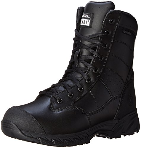 Original S.W.A.T. Men's Chase 9 Inch Waterproof Tactical Boot, Black, 6.5 D US